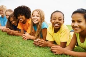 multiracial children